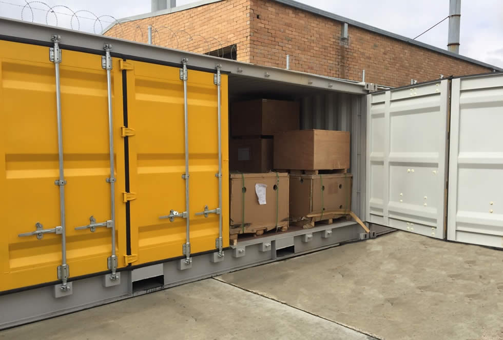 extra large storage unit for hire